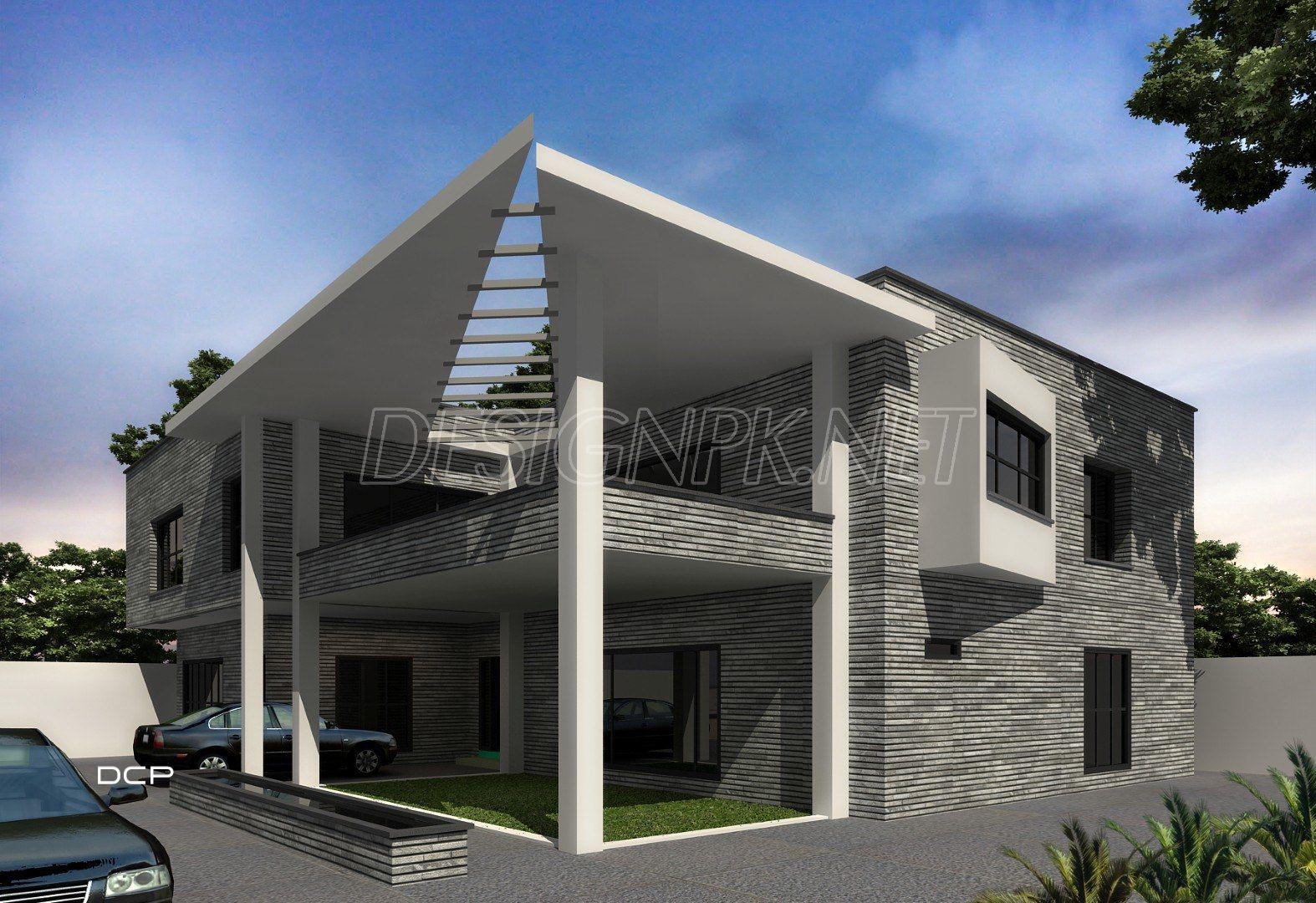 beautiful-residential-house-exterior-dcp-pakistan